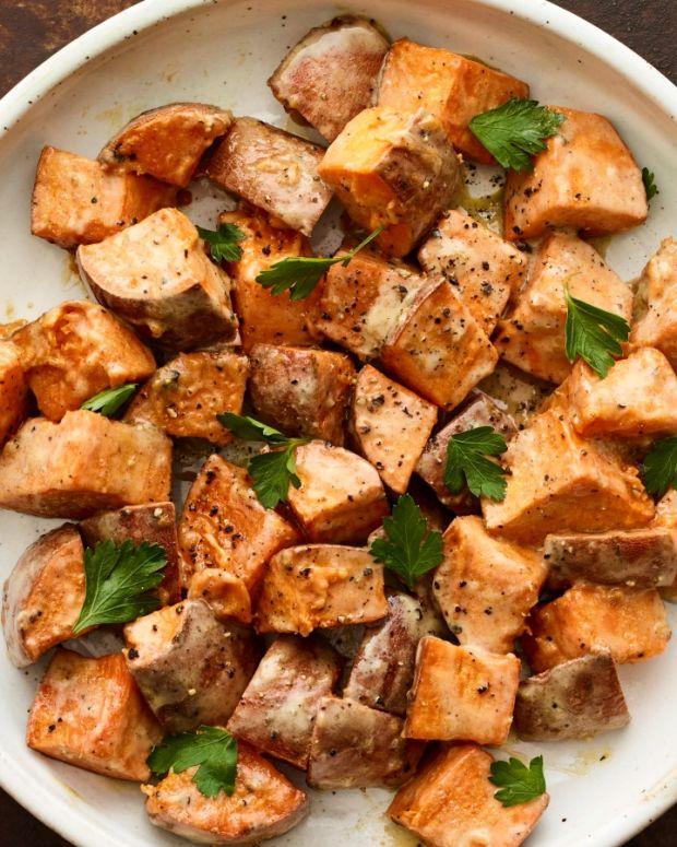 Sweet Potato Salad horizontal