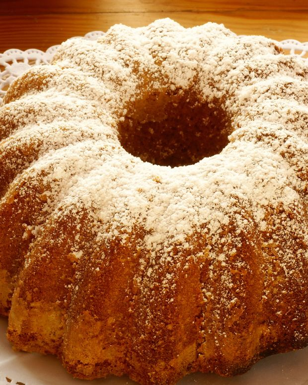 Orange honey cake recope