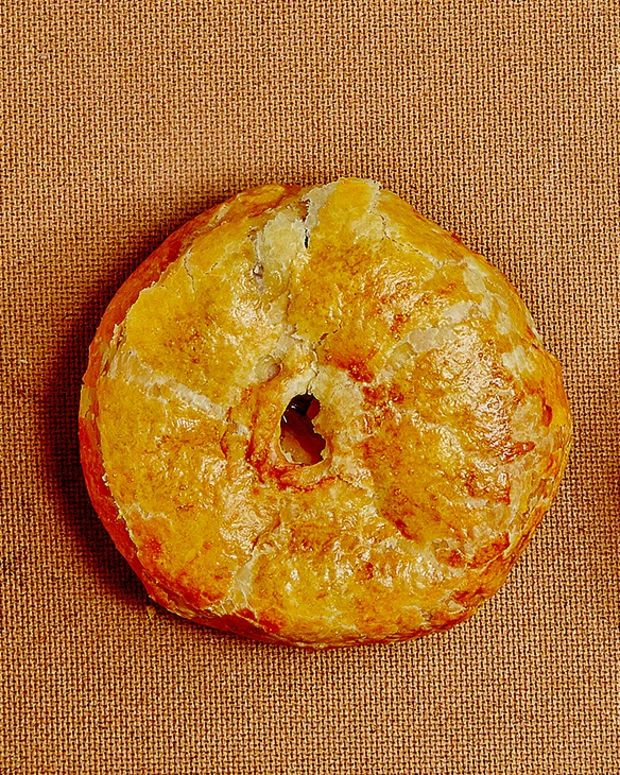 Baked Apple Pastry