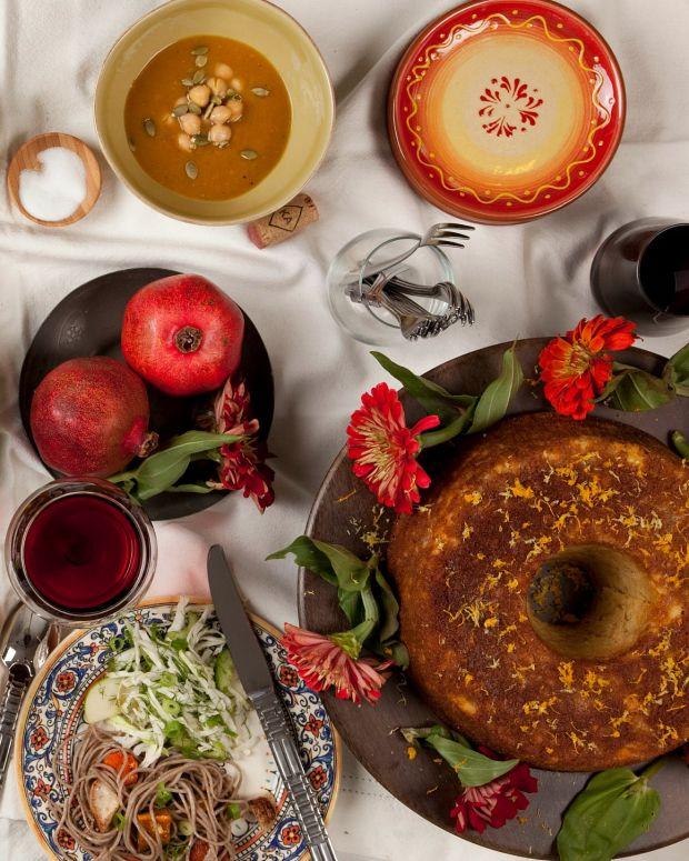 Levana's Rosh Hashanah Moroccan Menu
