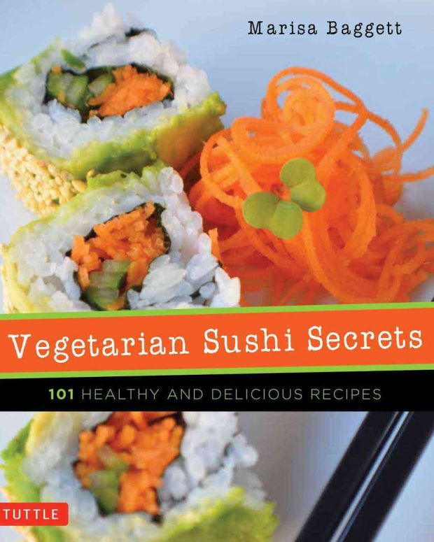 Vegetarian Sushi Secrets cover photo.jpg