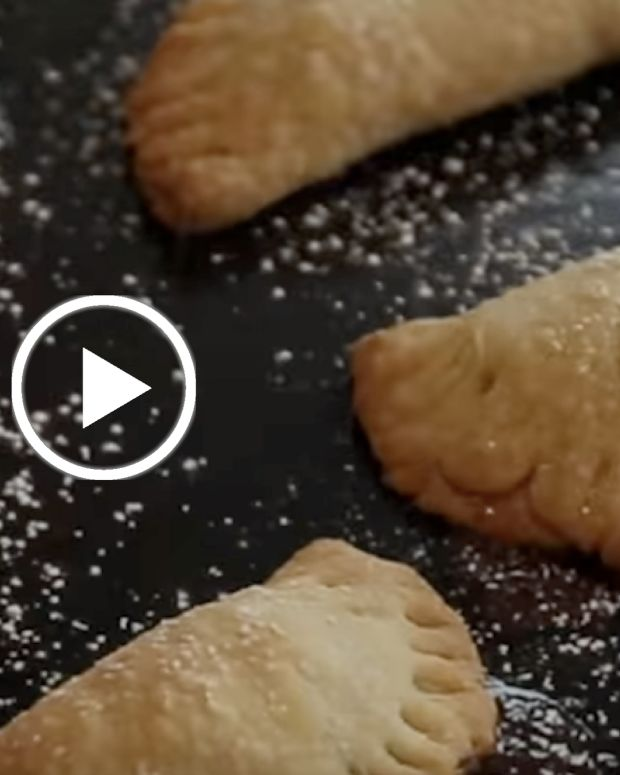 apple Hand Pies Video for Rosh Hashanah