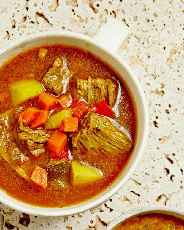 Yemenite Soup