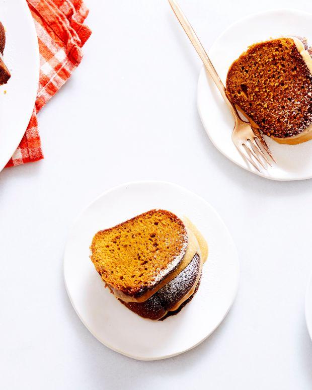 maple bundt cake wide
