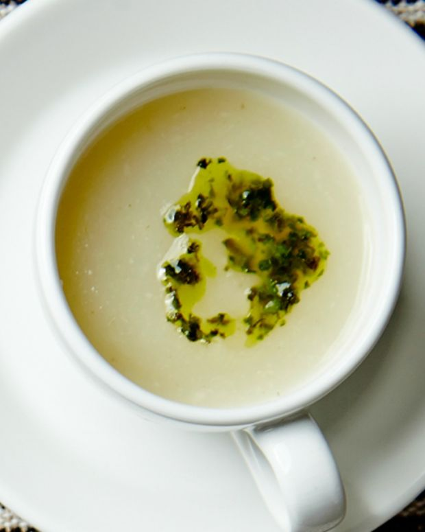 White Winter Soup