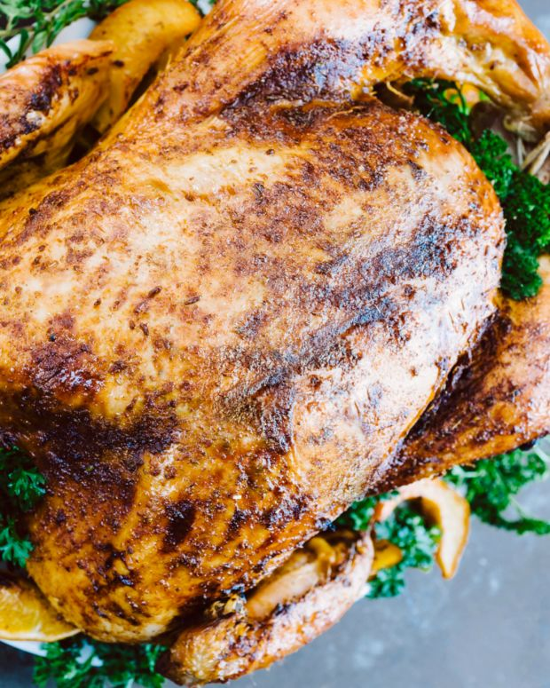 Brown Sugar Turkey