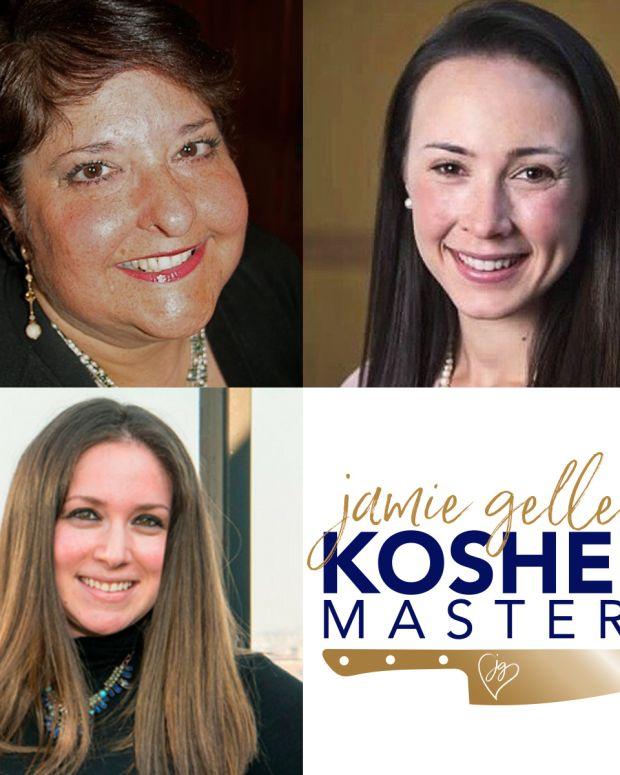 kosher masters graphic