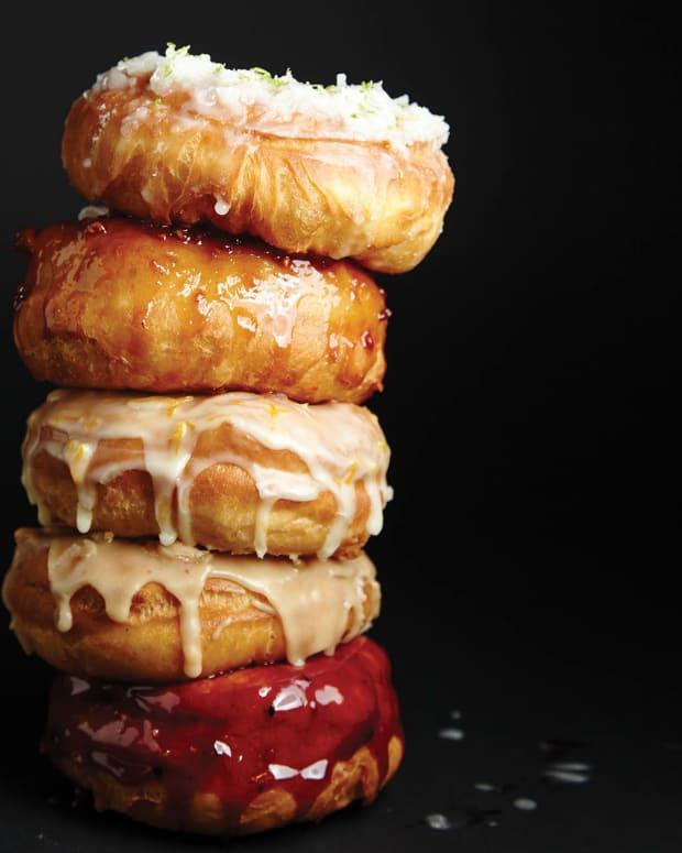 Yeast-Raised Doughnuts Pg.81