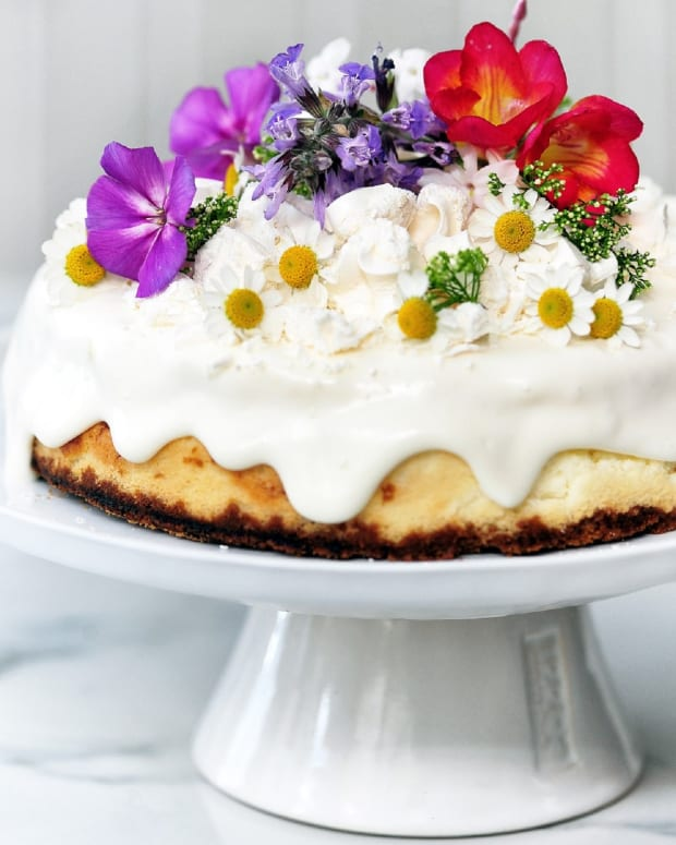Decadent Cheese Cake