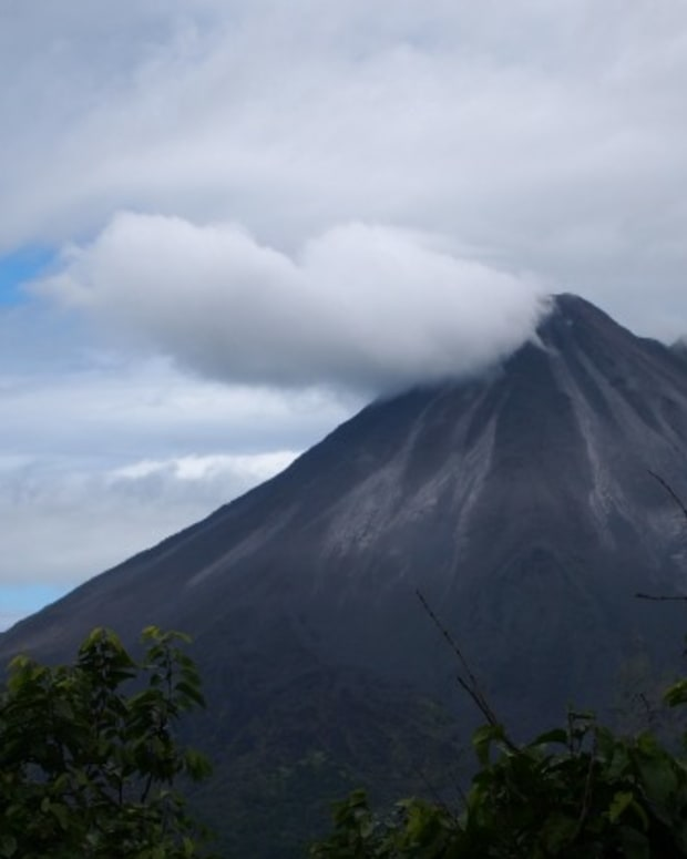 Arenal Volcano