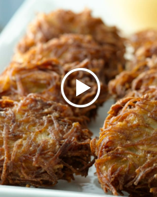 Potato Latkes Video