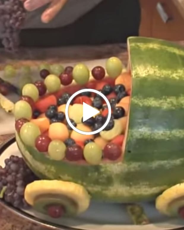 Watermelon Baby Carriage Video