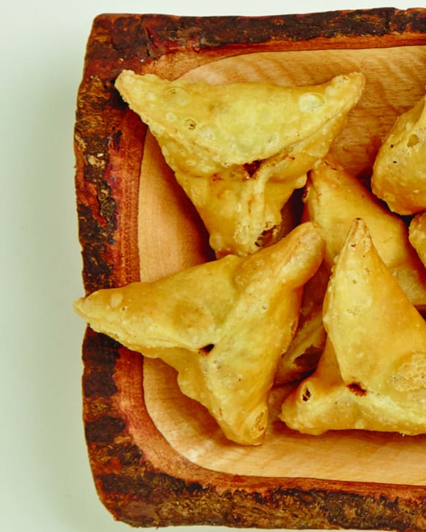 Pulled Beef Wontons