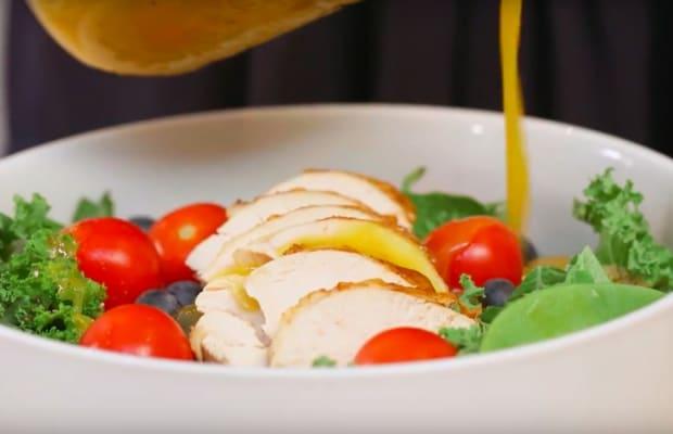 1 Dressing - 17 Salads For 2017
