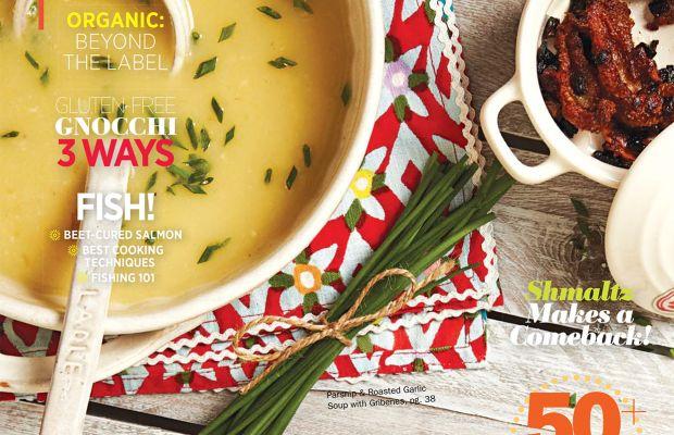magazine cover pesach 2013