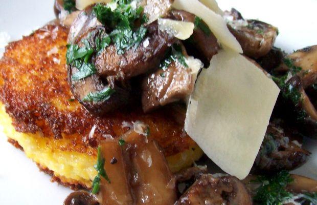 Polenta with Wild Mushrooms