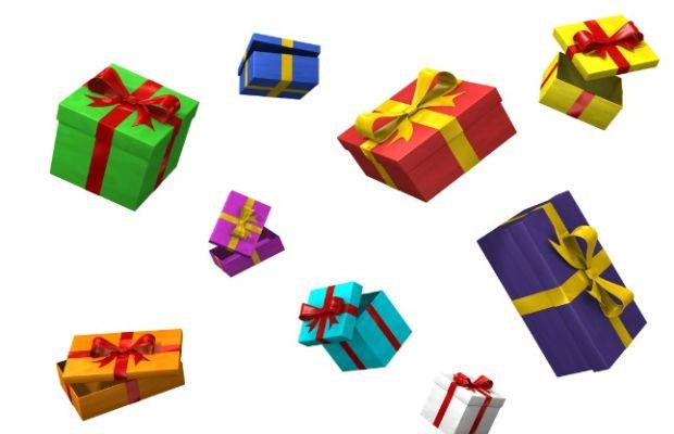 presents giveaways