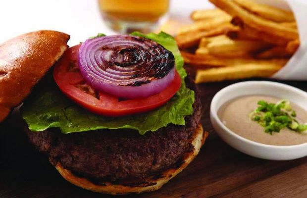 Prime Grill Porcini Burgers