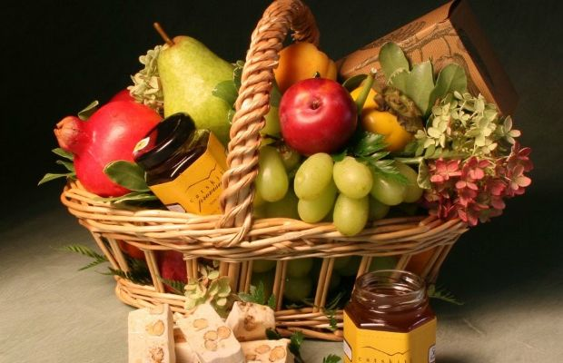 Kosher Fruit Basket