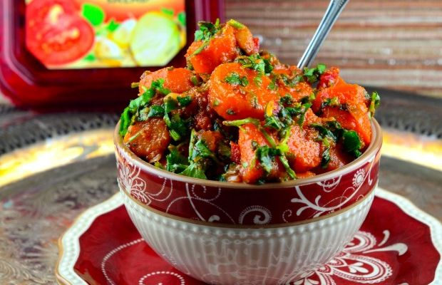 turkish carrot salad