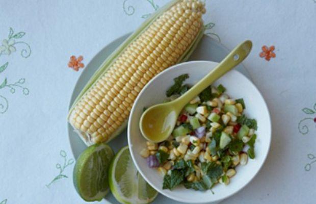 summer corn salsa