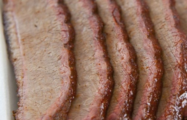 cooking a whole brisket