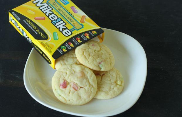 Mike and Ike lemon cookies 647