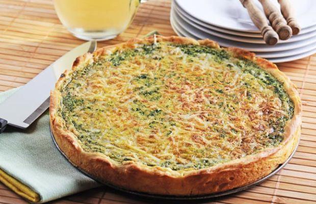 spinach-ricotta-quiche
