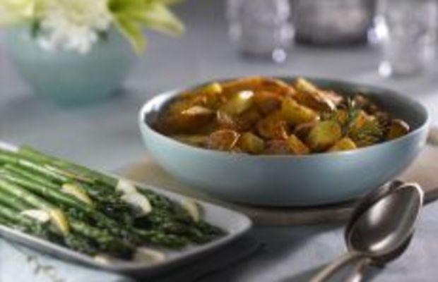 Roasted Rosemary Red-Skinned Idaho® Potatoes