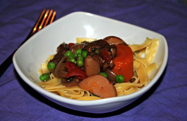 slow cooker vegetable seitan stew