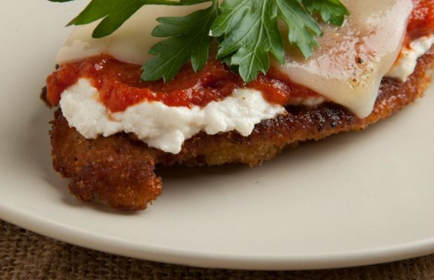 kosher chicken parm