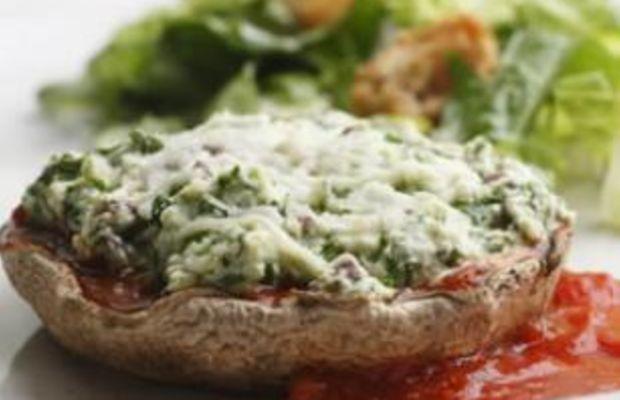 cheese-and-spinach-stuffed-portobellos