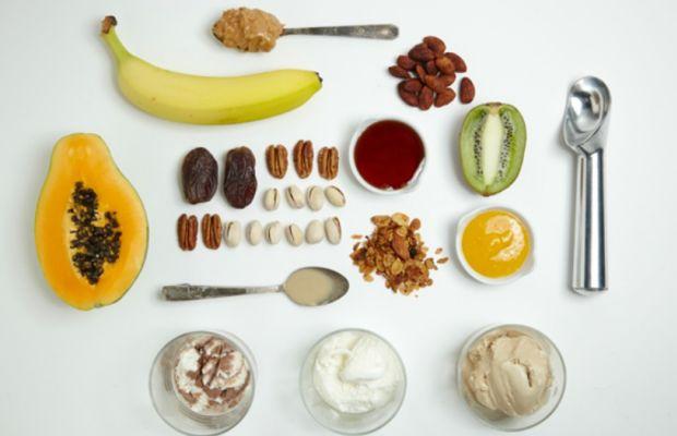 Israeli Inspired Frozen Yogurt Recipes