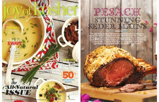 Pesach Issue