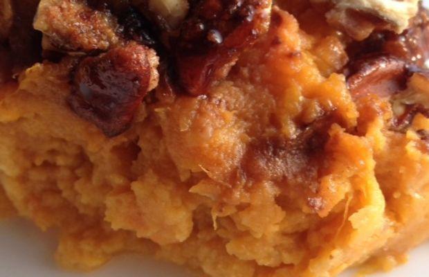 sweet potato casserole pecans
