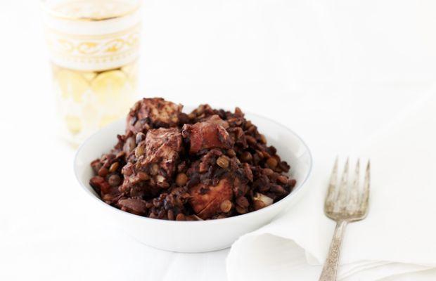 spiced-lentils