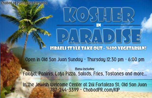 kosher in puerto rico