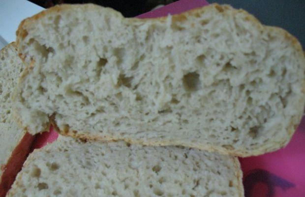 No Knead Bread Baked