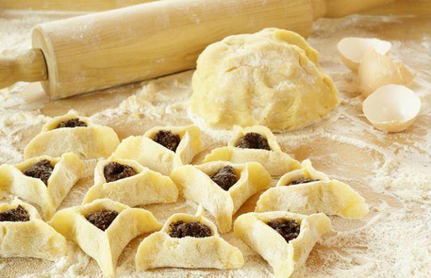 Buttery Hamantashen Dough