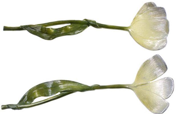 Michael Aram Tulip Servers