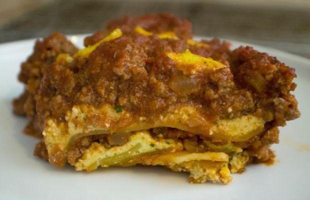 Kosher Meat Lasagna