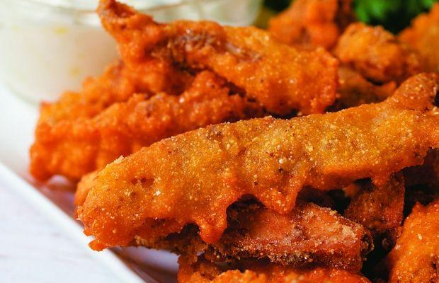Vegan and Kosher Calamari