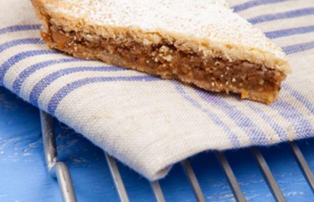 Spongata (Double Crusted Honey Nut Pie)