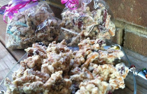 White Chocolate Pretzel Chunks