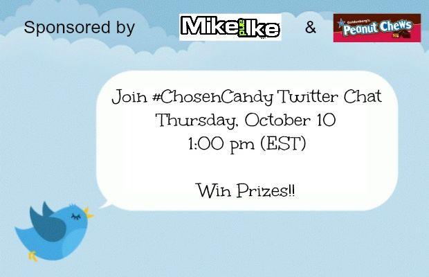 chosen candy twitter chat