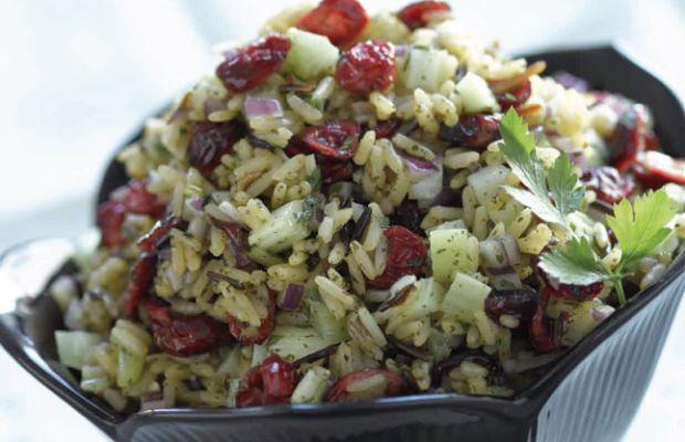 Long Grain and Wild Rice Salad