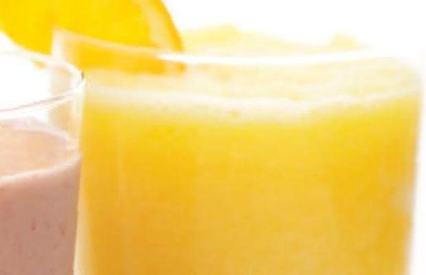 Ginger Citrus Blast Smoothie