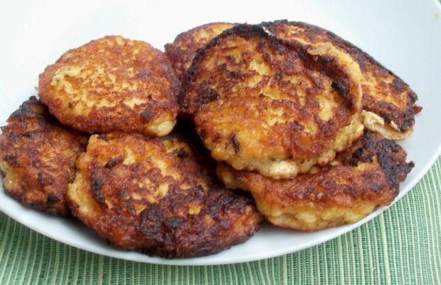Apple Cinnamon Latkas (Latkes)