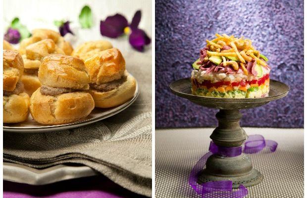 rosh hashanah menu