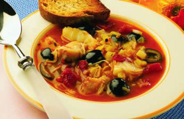 Fish Soup Provencal